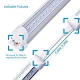 LUMINOSUM LED Tube Lights 6 Foot 42W, Double-Side