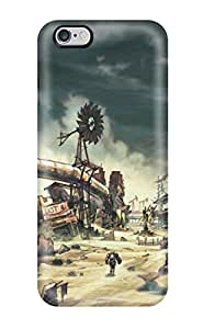 New Arrival iphone 5C Case Anarchy Reigns Warrior Sci-fi Anime City Apocalyptic G Case Cover