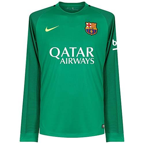 debdafd0629 Nike Barcelona L S Goalkeeper Jersey 2016 2017 - S