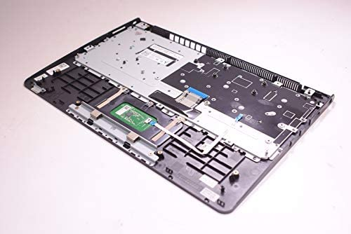 FMB-I Compatible with AEZM7U00010 Replacement for Dell Palmrest US Keyboard