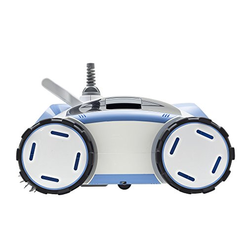 [해외]Aquabot Breeze SE 초고속 스크러빙 위와 바닥에서 로봇 수영장 청소기/Aquabot Breeze SE Hyper-Speed Scrubbing Above and In-Ground Robotic Pool Cleaner