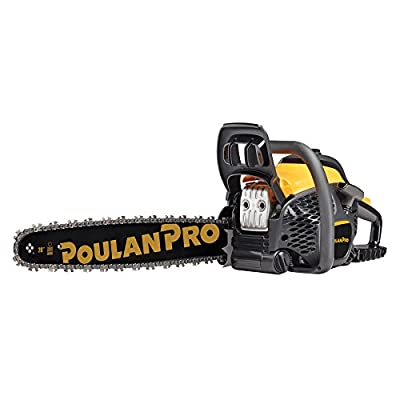 Poulan Pro PPR5020-BRC 20-Inch 50cc Chainsaw (Certified Refurbished)