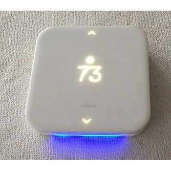 Vivint Element Smart Thermostat For The Home Zwave Plus V