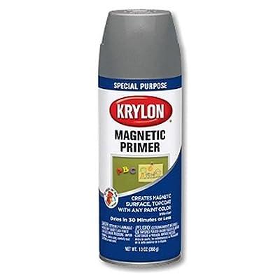 Krylon K03151000 Magnetic Aerosol Spray Paint, 13 Ounce
