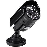 OLEX.LA MB-AH1080 AHD Bullet 1080P Camera 24 IR-LEDS 3.6 mm Lens with IR Cut Camera CCTV Home Security Day/Night Water-Proof Camera- 65 (20m) IR Distance, Aluminum, Metal Housing
