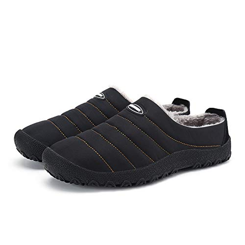 Amazon.com: LooBooShop Size 36-46 Unisex Home Slippers Men Winter Shoes Warm Plush Indoor Slippers Women Shoes Christmas Hotel Slippers: Kitchen & Dining