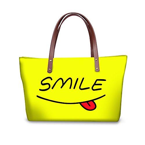 Satchel Top Tote FancyPrint Handbags Bages Handle W8ccc1717al Women Vintage wAYwqxfg