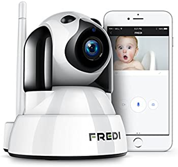 Fredi 720P Wireless Camera Baby Monitor
