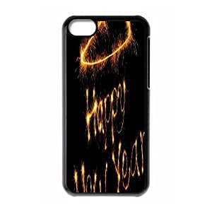 good case 2015 happy new year 2L7C1cE5 5sJ3z For iPhone 5 5s