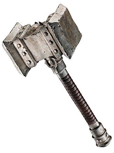 Doomhammer Costume Accessory