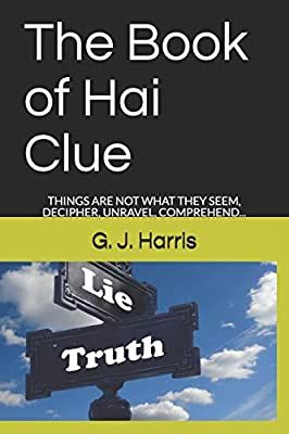 Image result for THE BOOK OF HAI CLUE