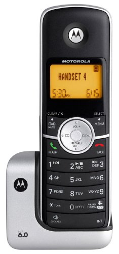 Motorola DECT Cordless Handset for The L3xx and L4xx Series, Silver (L4S)