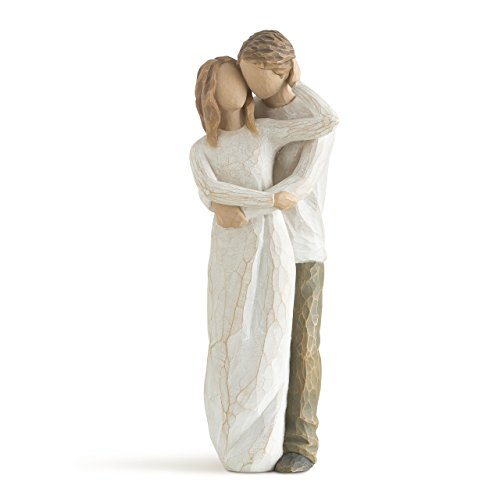 (Willow Tree Together, sculpted hand-painted figure)