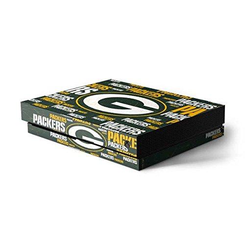 Green Bay Packers Xbox One X Console Skin - Green Bay Packers Blast | NFL X Skinit Skin