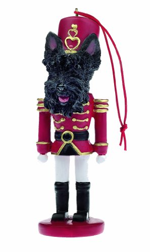 E&S Pets 35358-35 Soldier Dogs - Nutcracker Dog