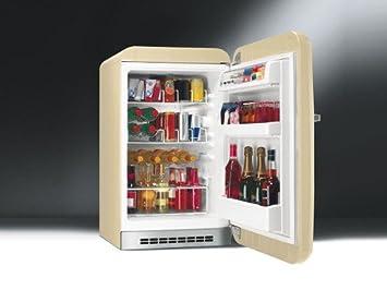Smeg Kühlschrank 70 Cm : Amazon smeg kühlschrank a freistehend happy bar mit
