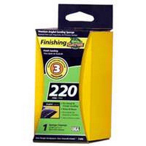 Ali Industries 7306 EZ123 220-Grit Angle Sanding Sponge Quantity 5