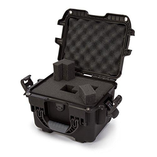 Nanuk 908 Hard Camera Case with Foam, Black (908-1001)