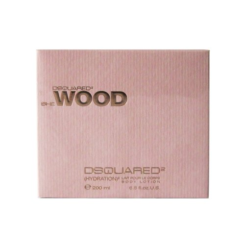 DSquared2 She Wood Body Lotion 200 ml