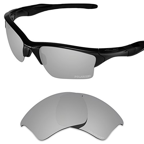 Tintart Performance Replacement Lenses for Oakley Half Jacket 2.0 XL Polarized Etched (Half Lenses Jacket Oakley)