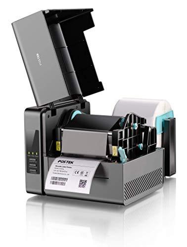 Postek EM210+ Barcode Label Printer