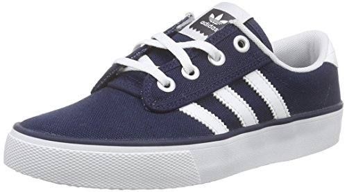 Adidas Quille Unisexe Adulte Lo Top Bleu (marine Coll