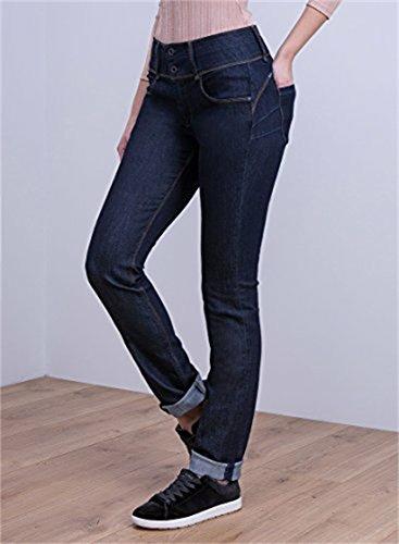Tiffosi Damen Jeanshose Blau blau JjgeFh1