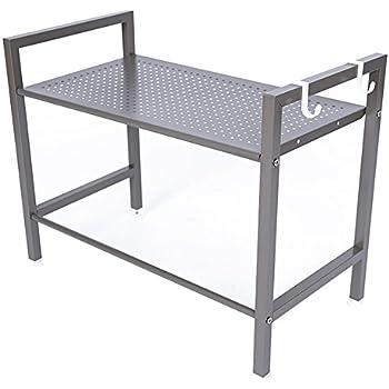 Amazon.com: Kitchen Countertop Small Shelf Space Saver