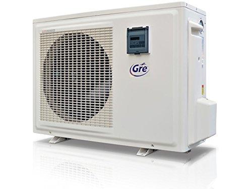 GRE bc9000 de Pompe a té rmica de 2, 5 HP CV para Pool hasta 28, 000l 5HP CV para Pool hasta 28