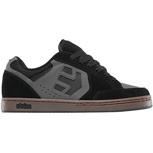 Etnies Mens Men's Swivel Skate Shoe, Black/Grey/Gum, 10 Medium US by Etnies