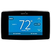 Emerson Sensi Touch Wi-Fi Thermostat for Multiple Thermostat Manager, 6-pack