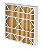 20''W x 24''H x 4''D MERV 11 Synthetic Fiber ProFitterHigh Capacity Pleated Air Filter, (Package of 6)