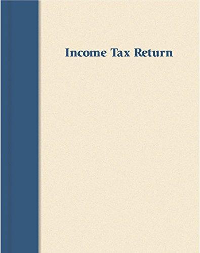 EGP Tax Return Folders with Pockets (Blue), Quantity 50, Size 9 x 12