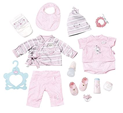 Amazon New Zapf Creation Baby Annabell Deluxe Special Care
