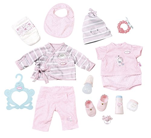 New Zapf Creation Baby Annabell Deluxe Special Care Accessories Set