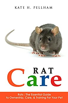 pet rat care and training guide