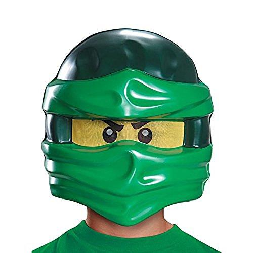 Ninjago Green Ninja Costumes Child (LEGO Ninjago Mask Costume Accessory)