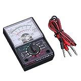 Alloet Handheld Electric AC/DC OHM Voltmeter