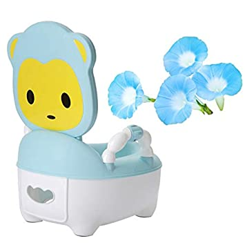 8ab252fe781 KathShop Baby Toilet Potties Children s Pot Lovely Monkey Cozy Baby Toilet  Training Unisex Child Toilet Seat