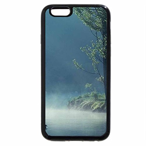 iPhone 6S / iPhone 6 Case (Black) Early Morning