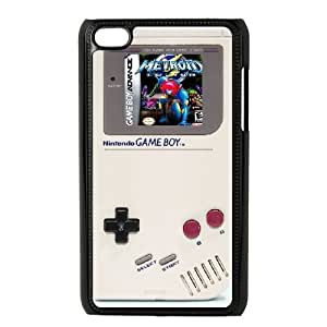 ipod 4 Black phone case Game boy Best Xmas Gift for Boy QWS4422149