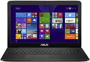 """ASUS X SERIES X554LA-XX371H - Portátil de 15.6"""" (Intel Core i3 4030U, 4 GB de RAM, Disco HDD de 500 GB, Intel HD Graphics 4400, Windows 8.1 x64), negro -Teclado QWERTY Español"""