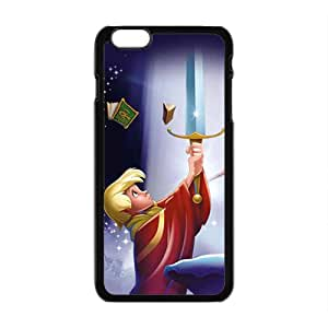 YESGG Sword in the Stone Case Cover For iPhone 6 Plus Case