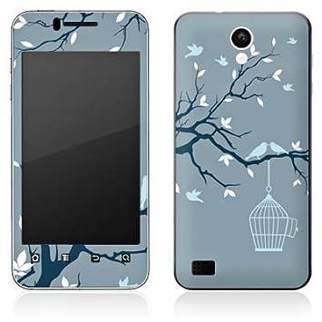Telekom G1 - diseño de Protector de pantalla de vinilo piel jaula ...
