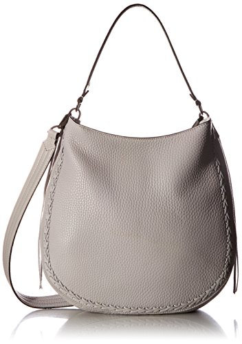 Convertible Hobo - Rebecca Minkoff Unlined Convertible Hobo with Whipstich, PUTTY