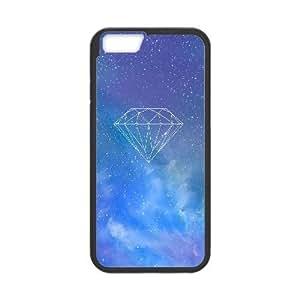 "Custom Diamond Cover Case, DIY Diamond Case for iPhone6 4.7"""