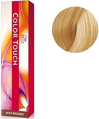 Wella WLP173-10-73 Color Touch Deep Brown - Coloración (60 ml)