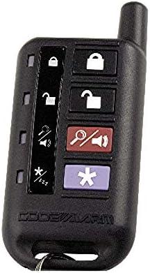 コードアラーム 2ウェイ CATX2LED タイプ2 交換用リモートコントロールトランスミッター CA140およびCA540システム用
