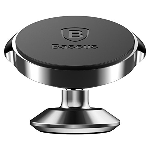 Baseus Magnetic Universal Car Phone Holder For iPhone X 8 7 Plus Samsung Galaxy S9 S8 S7 S6 GPS for Car Dashboard Mount 360 degrees Car Mount Phone Holder