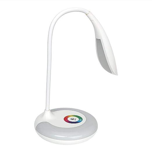 MOLUO Lámpara De Mesa Itimo Recargable Cargador USB Luz De ...